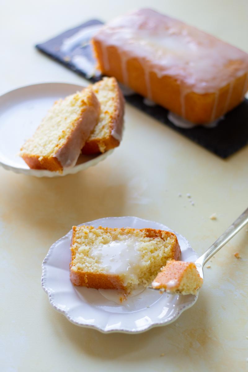 cake au citron tout doux sans acidité