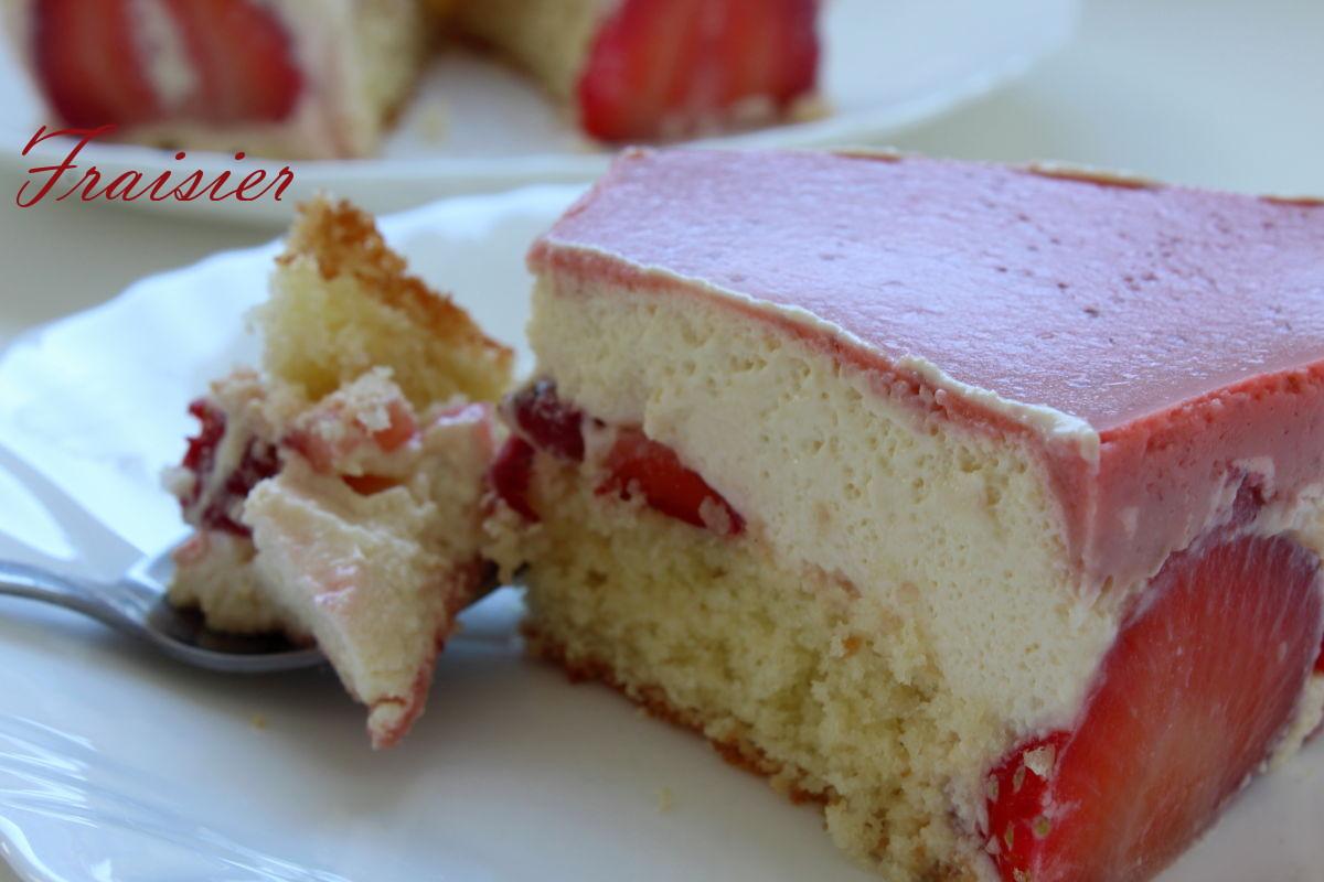 Photo de mise en avant du fraisier léger