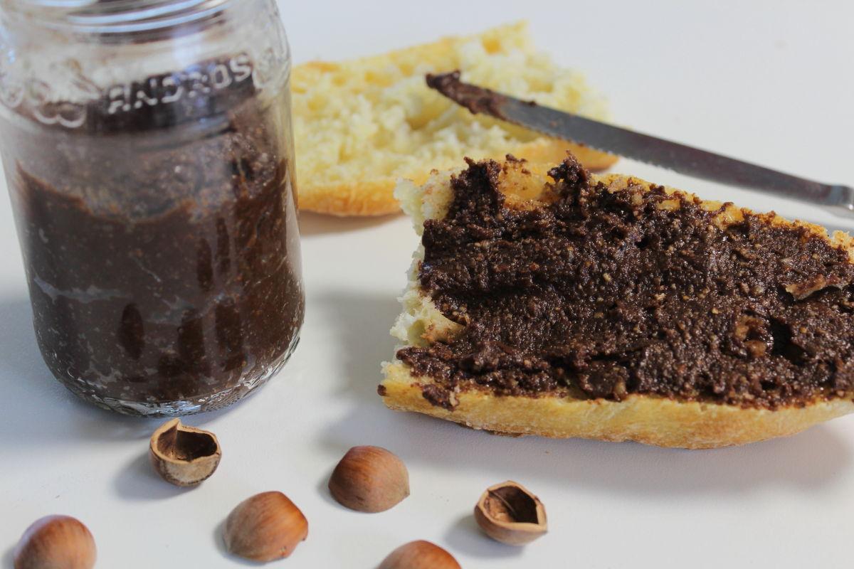 Photo de pâte à tartiner maison