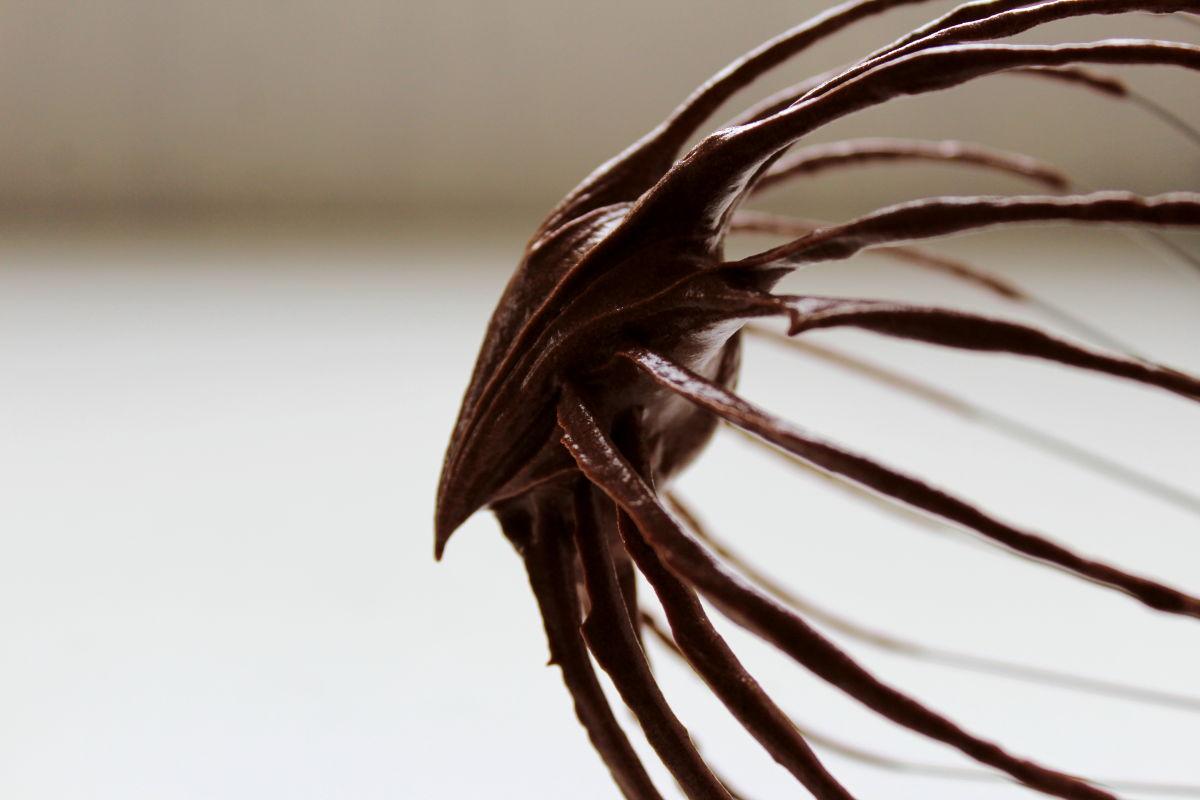 tecture ganache chocolat noir