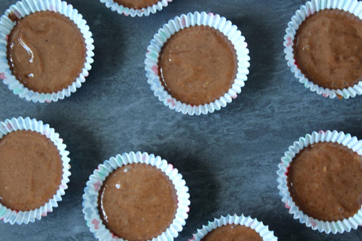 pate à cupcakes au cacao
