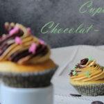 cupcakes chocolat, café
