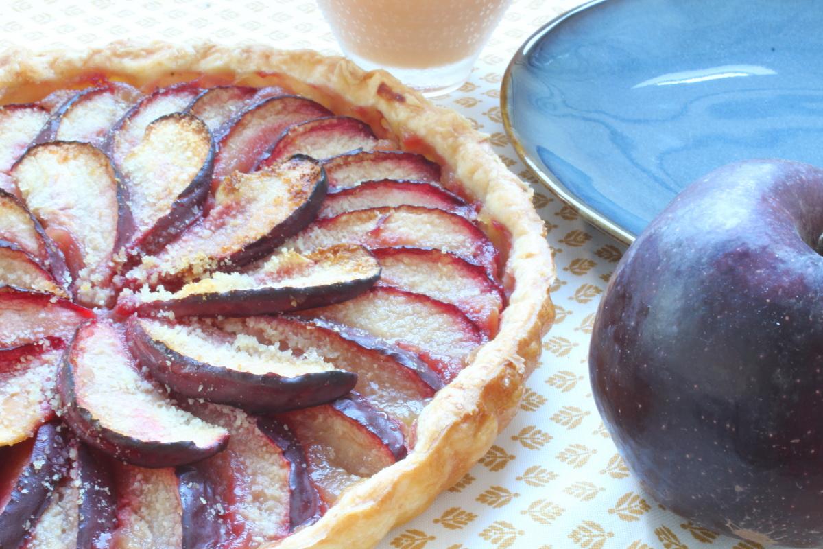 tarte aux pommes classiques