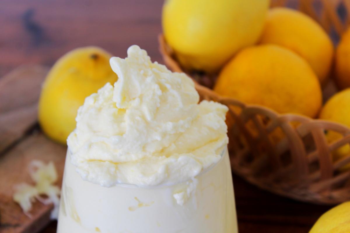 glace au citron de Christophe Adam