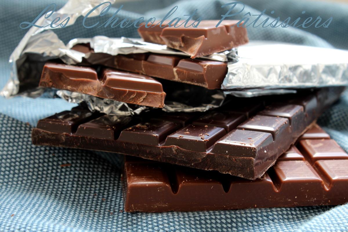 comparaisons des chocolats pâtissiers