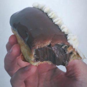 CAP Pâtisserie en candidat libre les éclairs