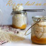 riz au lait au citron