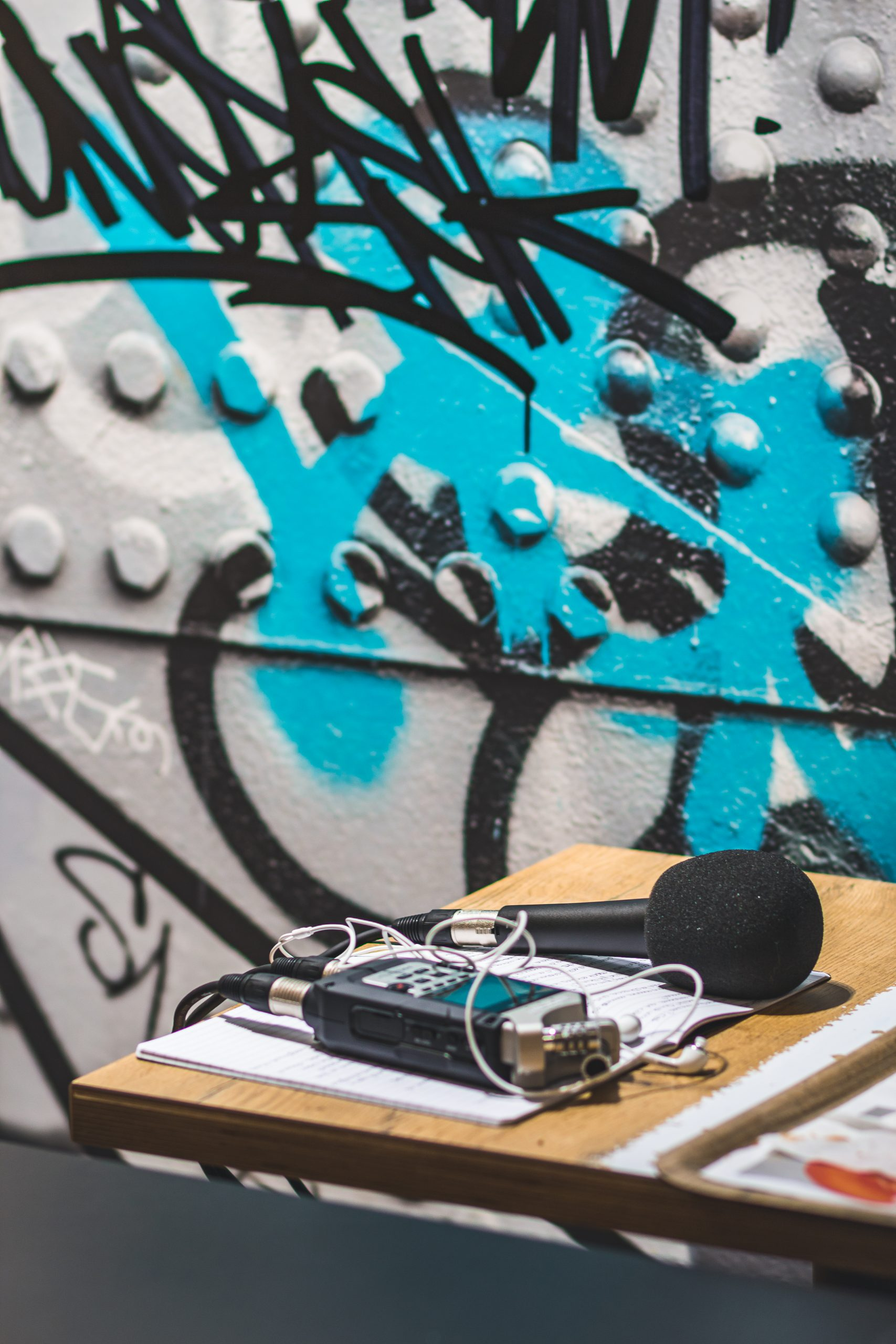 podcast le départ interview Massiel