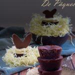 fondants au chocolat de pâques