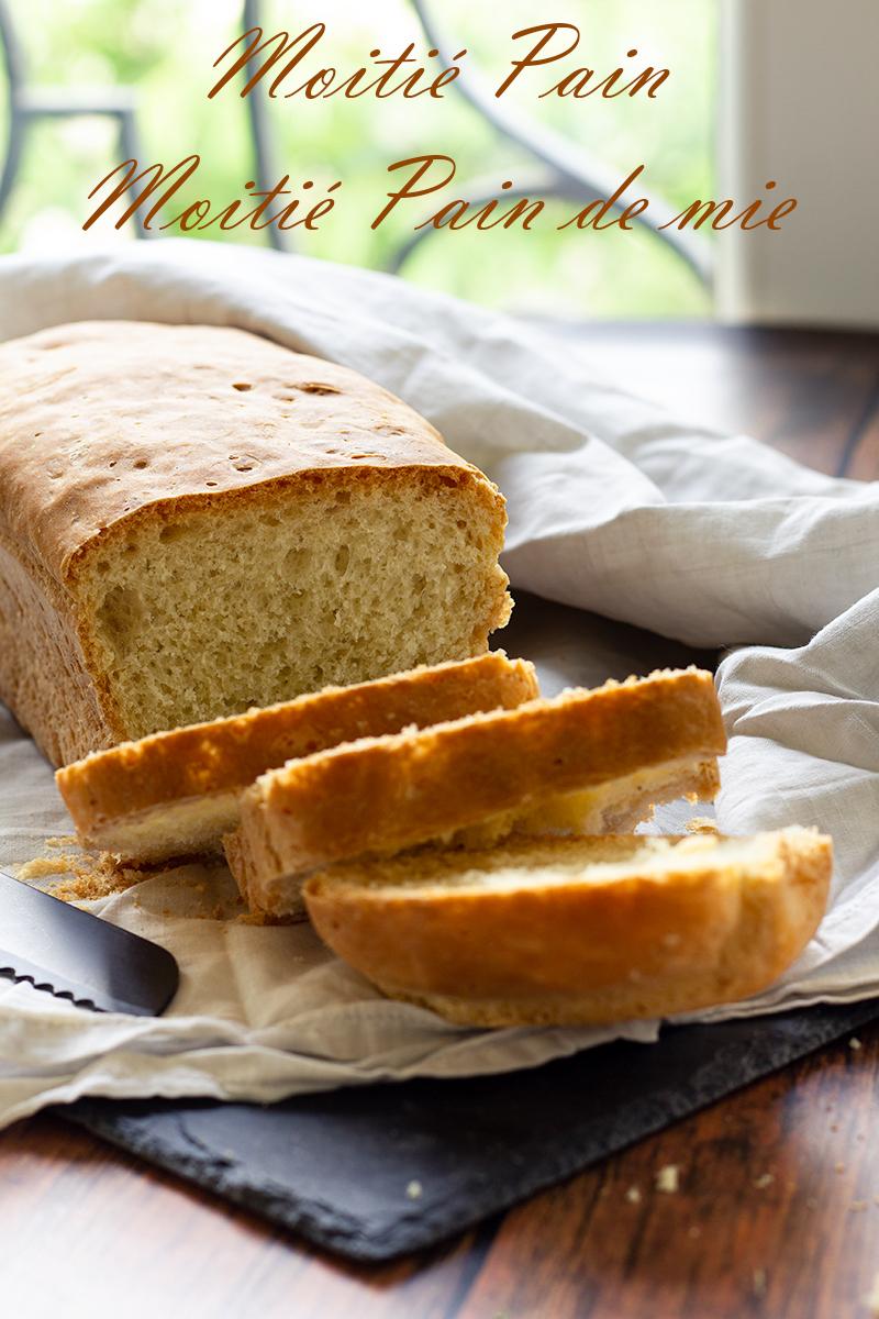 pain de mie maison
