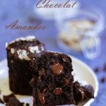 muffins chocolat, amande